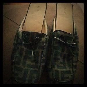Vintage Fendi Mules